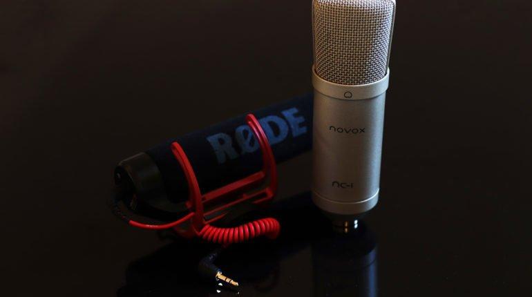Rodzaje mikrofonów