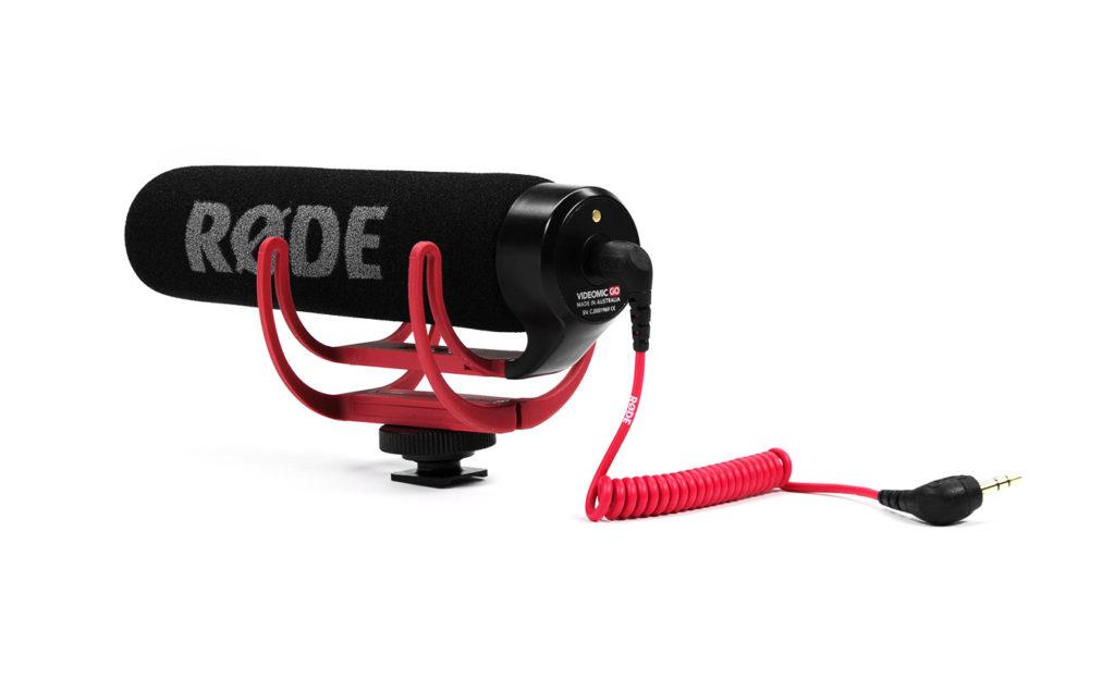 mikrofon kierunkowy rode