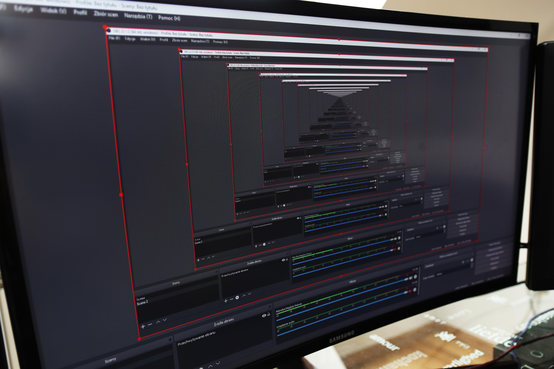 OBS nagrywanie ekranu komputera