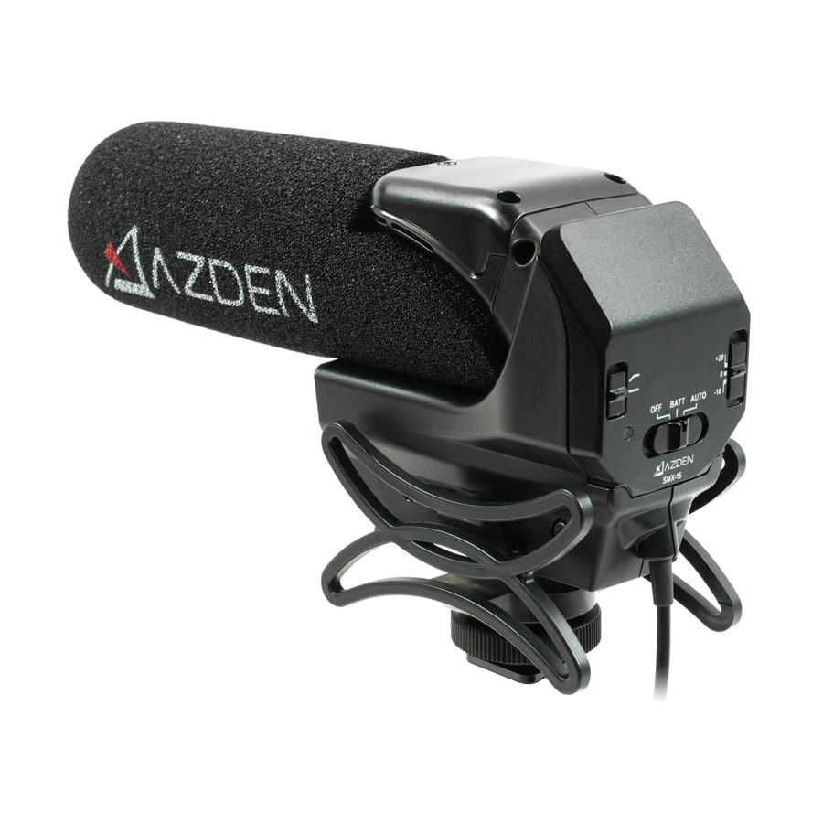 AZDEN mikrofon